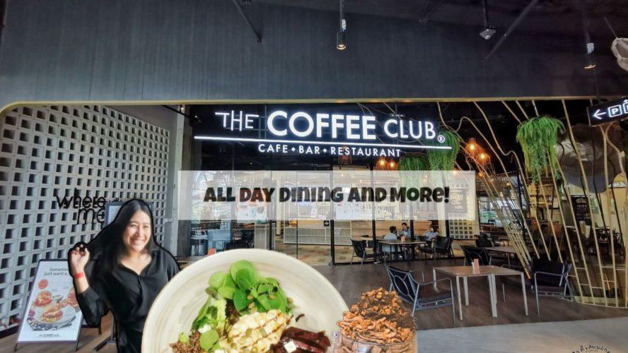 The Coffee Club ร้านคอฟฟี่พรีเมี่ยม ที่เป็นมากว่าร้านกาแฟ