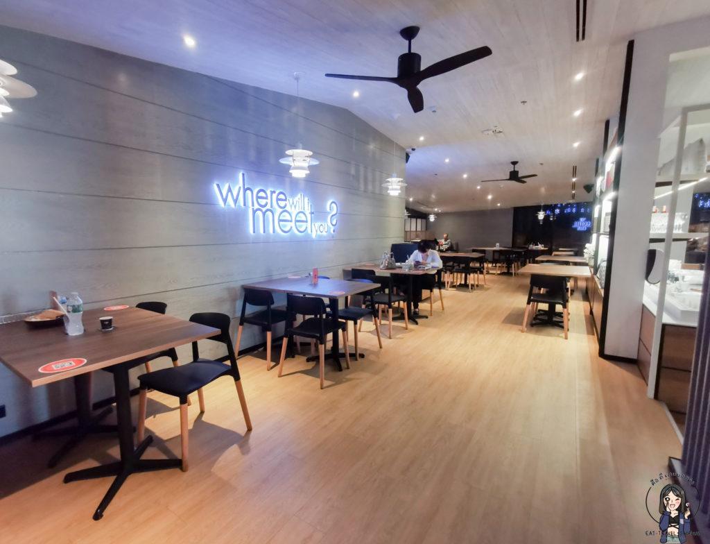 ร้าน The Coffee Club สาขา Hyat