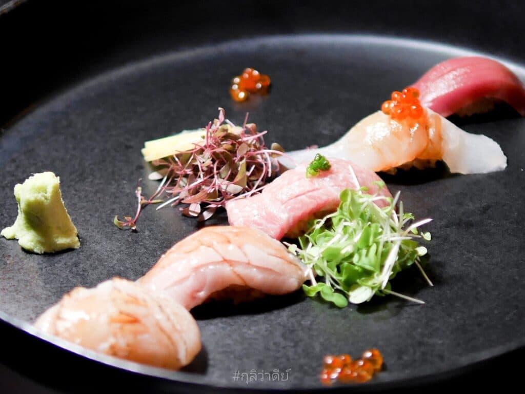 รีวิวห้องอาหาร Tenshino